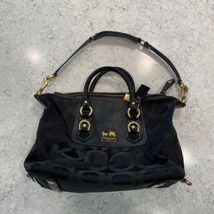 Coach Handbag with Shoulder Strap